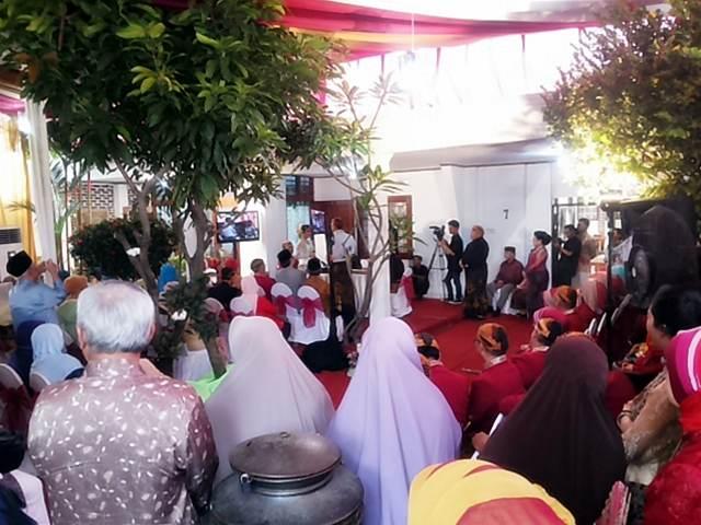 Pernikahan di Jakarta Selatan