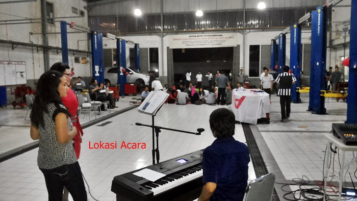 organ tunggal bintaro