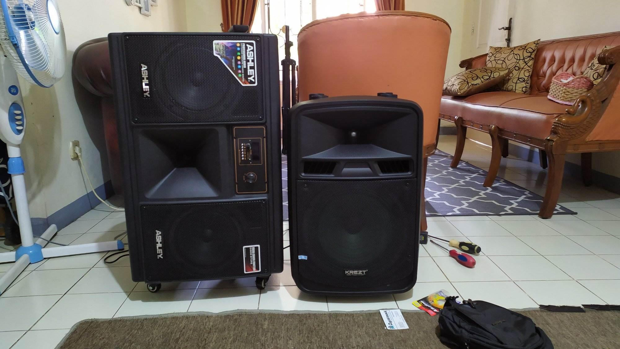 sewa speaker portable